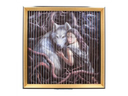 Anne Stokes Wolves Kinetic Picture (AS) 43cm