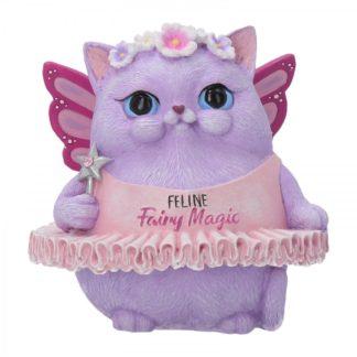Feline Fairy Magic 8.5cm