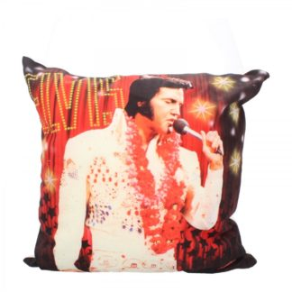 Elvis Light up Cushion 40cm