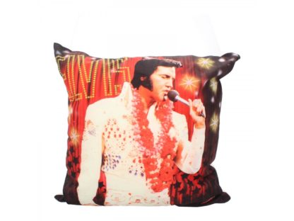 Elvis Light up Cushion 40cm