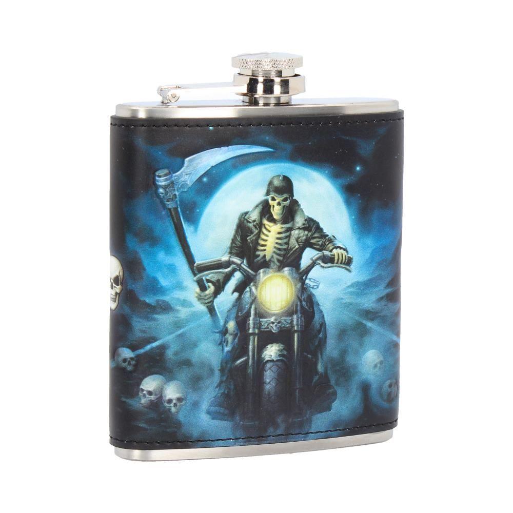 Hell Rider Hip Flask (JR) 7oz