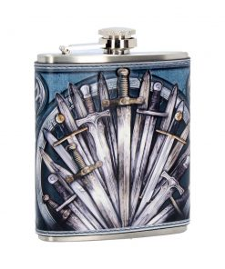 Sword Hip Flask 7oz