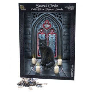 Sacred Circle Jigsaw (LP) 1000pcs