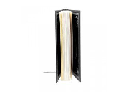 Embossed Journal Black and White Spirit Board 17cm