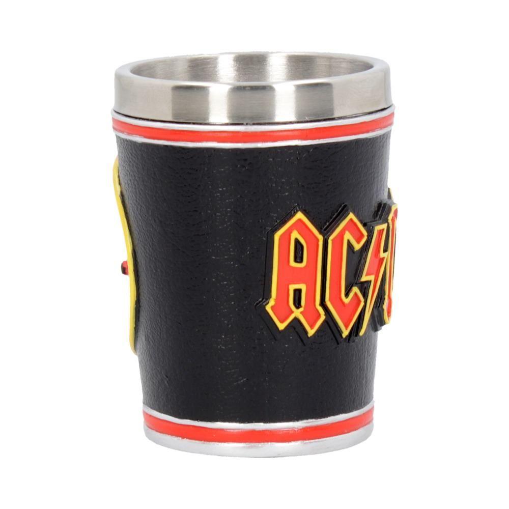 ACDC Shot Glass