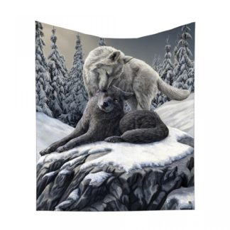 Snow Kisses Throw (LP) 160cm