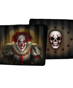 Evil Clown Wallet (JR)