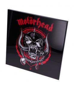 Motorhead-Everything Louder Crystal Clear Pic 32cm
