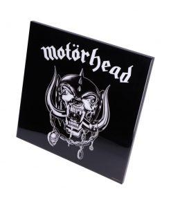 Motorhead Logo Crystal Clear Picture 32cm