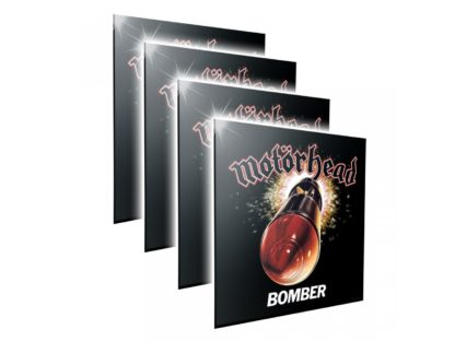 Motorhead-Bomber Crystal Clear Picture 32cm S/4
