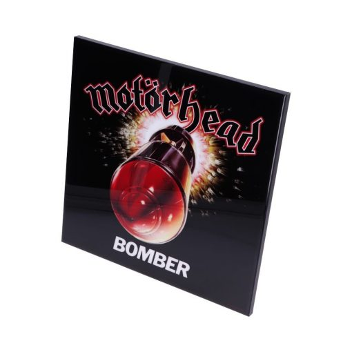 Motorhead-Bomber Crystal Clear Picture 32cm