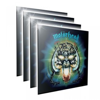 Motorhead-Overkill Crystal Clear Picture 32cm S/4