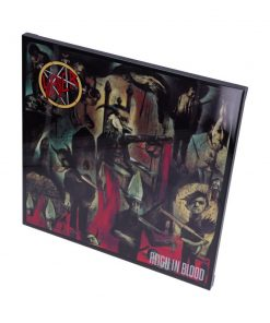 Slayer-Reign in Blood Crystal Clear Pic 32cm