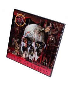 Slayer-South of Heaven Crystal Clear Pic 32cm