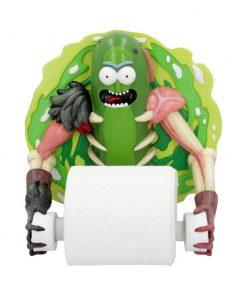 Pickle Rick Toilet Roll Holder 22.5cm