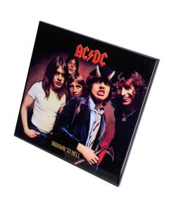 ACDC-Highway to Hell Crystal Clear Pic 32cm