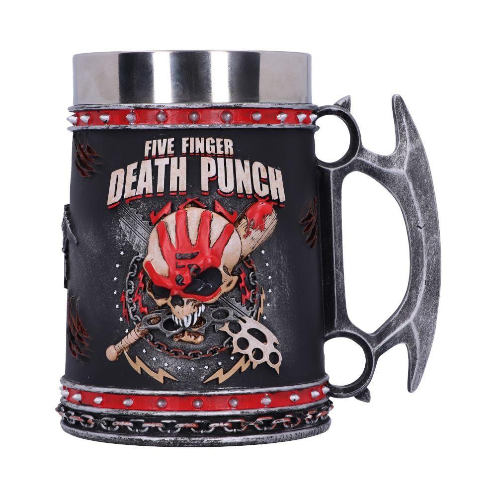 Five Finger Death Punch Tankard 15cm