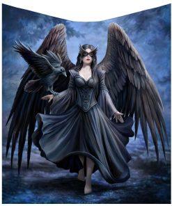 Raven Throw (AS) 160cm