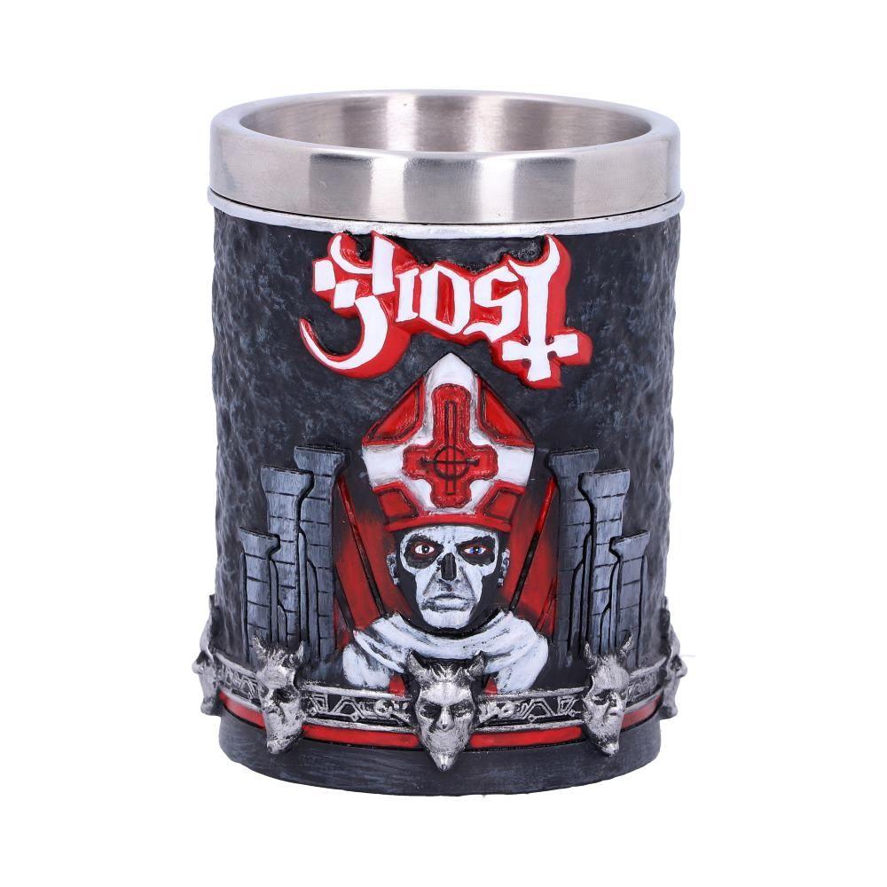Ghost Papa III Summons Shot Glass