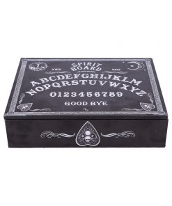 Jewellery Box Black and White Spirit Board 25cm