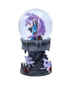 Dragon Mage Snow Globe (AS)