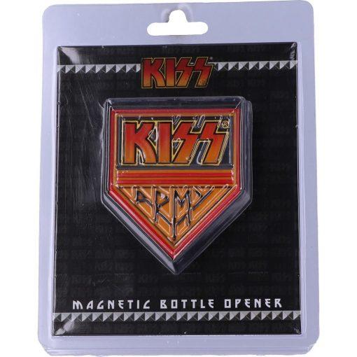 KISS Army Bottle Opener Magnet 8cm
