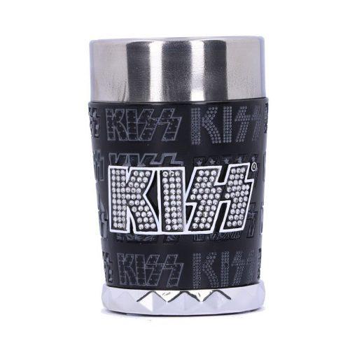 KISS Glam Range The Starchild Shot Glass 8.5cm