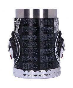 KISS Glam Range The Demon Tankard 15.5cm