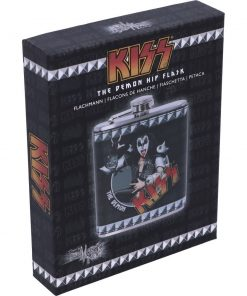 KISS - The Demon Hip Flask 7oz