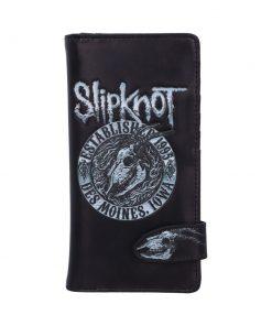Slipknot - Flaming Goat Embossed Purse