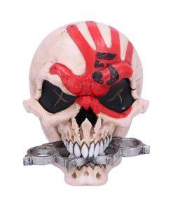 Five Finger Death Punch Skull Box 18cm