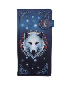 Guardian of the Fall Embossed Purse(LP) 18.5cm