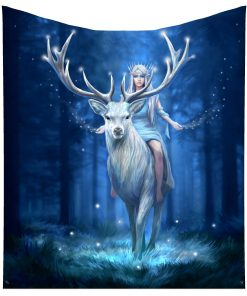 Fantasy Forest Throw (AS) 160cm