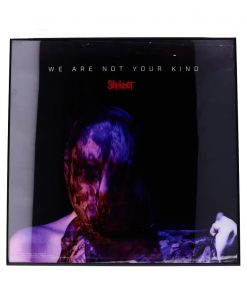 Slipknot We Are Not Your Kind Crystal Clear 32cm