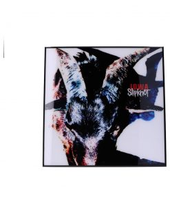 Slipknot Iowa Crystal Clear Picture 32cm