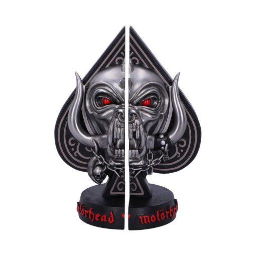 Motorhead Ace of Spades Bookends 18.5cm