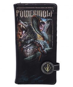 Powerwolf Embossed Purse 18.5cm
