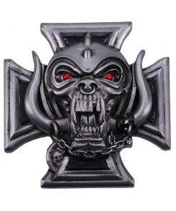Motorhead Iron Cross Magnet 6cm