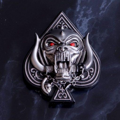 Motorhead Spade Warpig Magnet 6cm