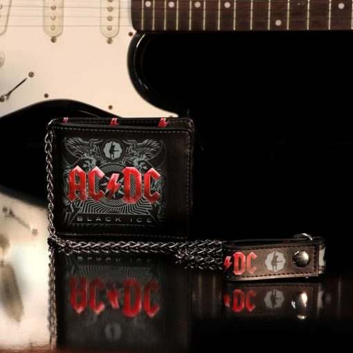 ACDC Black Ice Wallet