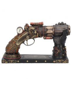 Nock's High-Powered Steam Gun 22.5cm