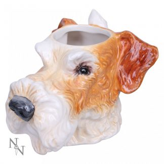 Wire Fox Terrier Mug 20cm