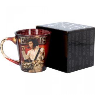 Mug - Elvis - The King 12oz