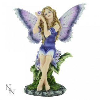 Violet. 16cm