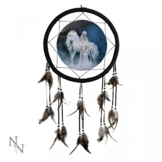 Guardian Of The Light Dreamcatcher 33cm