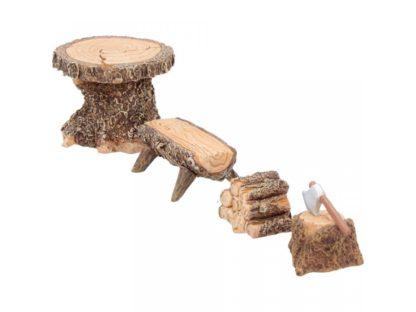 Woodland Lodging Set
