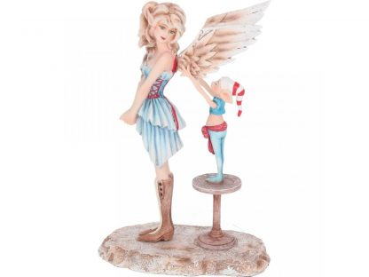 Angel Gets Her Wings. (AB) 18.4cm