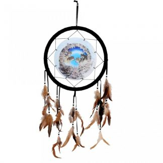 Winter's Call 3D Dreamcatcher 33cm