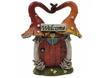 Woodland Welcome 15.5cm