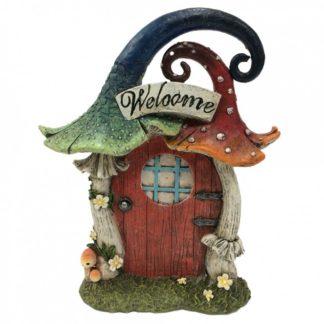 Mushroom Welcome 20.5cm